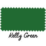 Kelly Green Leather