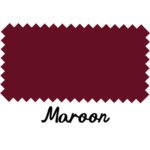 Maroon Leather