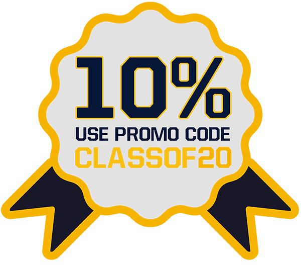 Save 10% Off Letterman Jackets!