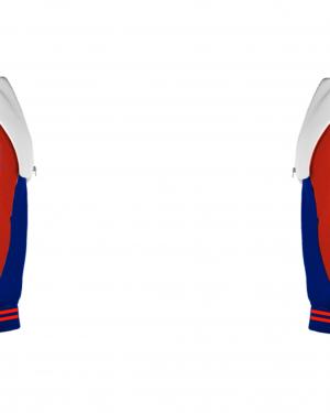 Custom Letter Jacket (James)